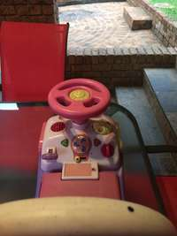 Image of kiddies ride on for a girl