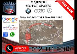 Bmw E46 positive relay for sale