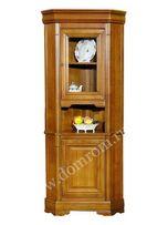 Угловая витрина; мебель Румынии - Италия;