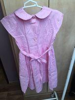 różowa sukienka dziewczęca 104 3 lata