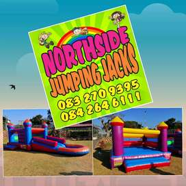 Jumping castles for hire