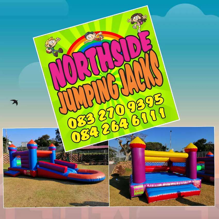 Jumping castles for hire 0
