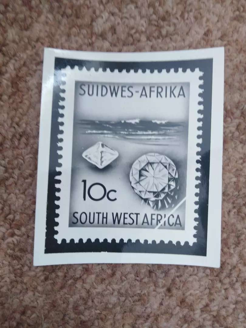 Stamp: South West Africa, 10 c 0