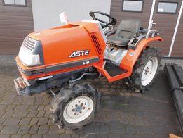Kubota ASTE A155 4x4 mini traktor ogrodniczy iseki Yanmar Hinomoto