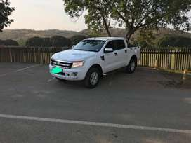 2014 Ford Ranger Bakkie In Immaculate Condition