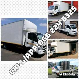 Bakkie trailer and trucks for hire
