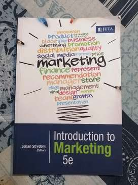 Introduction to Marketing 5e
