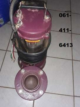 BRAND NEW SUBMERSIBLE PUMP FOR SALE R8500 SLIGHTLY NEGOTIABLE