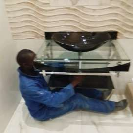 PLUMBER in MIDRAND taps LEAKAGES blockages GEYSERS sinks TOILETS etc