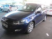 Image of 2011 Blue VW Polo-6 1,4 Comfortline Sunroof