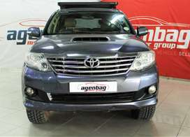 2012 TOYOTA FORTUNER 3,0 D-4D 4X4 AUTOMATIC #8344