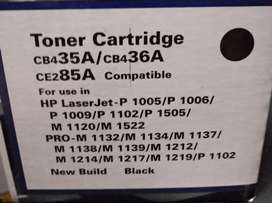 HP compatible toner