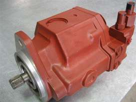 New hydraulic pumps supply