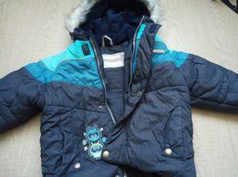 зимняя куртка Lenne 86+6 бу в хорошем состоянии