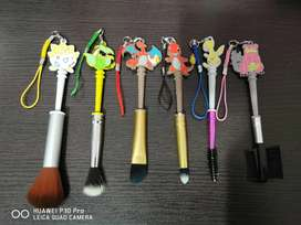 6 Piece Pokémon Themed Make Up Brush Set