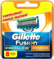 Gillette Fusion Proglide Power 8 шт. Оригинал, Германия