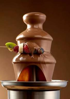 Chocolate fountains for any occasions