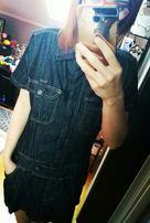 Sprzedam jeansową tunike/sukienkę