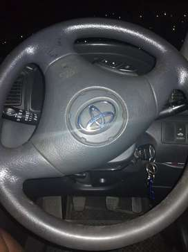 Looking for Toyota RUNX shell