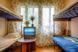 Хостел, Оболонь. Койко-места в женских и мужских комнатах, ремонт