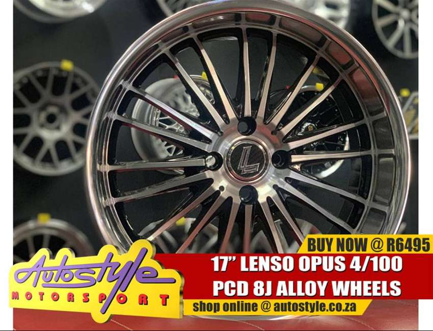 17inch Lenso RT Concave suitable to fit Vw Amarok 5-120 pcd 8j 20offse 0