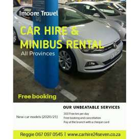Car hire in all cities & airports  (Cash accepted)