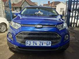 2016 Ford Ecosport (1.6) Automatic