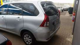 Avanza with Nissan 1400 engine