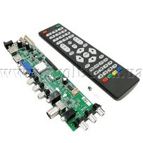 Контроллер монитора LCD скалер DS.D3663LUA.A81 с DVB-T2