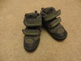 Демисезонные ботинки Geox на мальчика