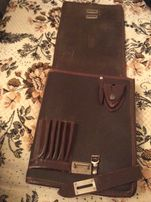 Планшет военный коричневый, без ремня.