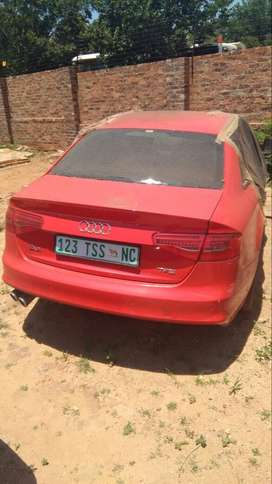 2015 AUDI A4 1.8T STRIPPING A4 SPARES