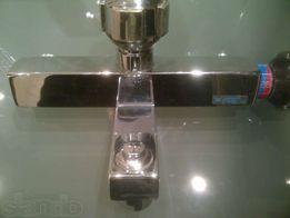 Сместитель с термостатом для ванной и душевой панели. Дания
