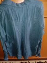 Bluzka koszulowa zapinana