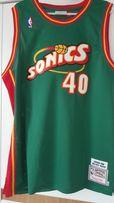 koszulka NBA-Seattle Supersonics - Shawn Kemp