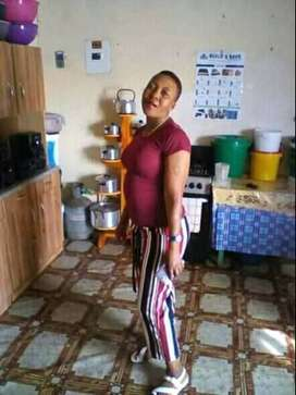 36 year old Lesotho maid and nanny looking for strictly stay in job
