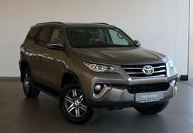 2019 Toyota Fortuner GD-6 Automatic