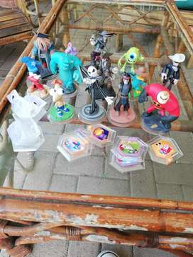 Xbox 360 Disney infinity characters - price is per character.