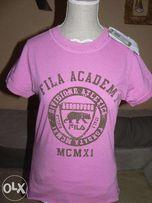 NOWA bluzeczka t-shirt FILA ~~M~~