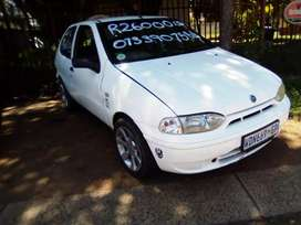 Nice 1.3 carb fiat palio start and go disc and papers up to date