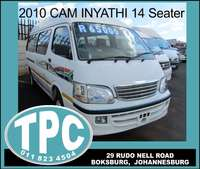 Image of CAM INYATHI Taxi -2010 Runner - for sale at TPC