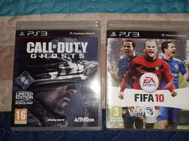 I'm Selling my ps3 wit 2 games but no control