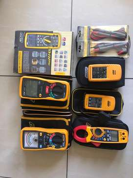 Electrical measuring and testing equipment