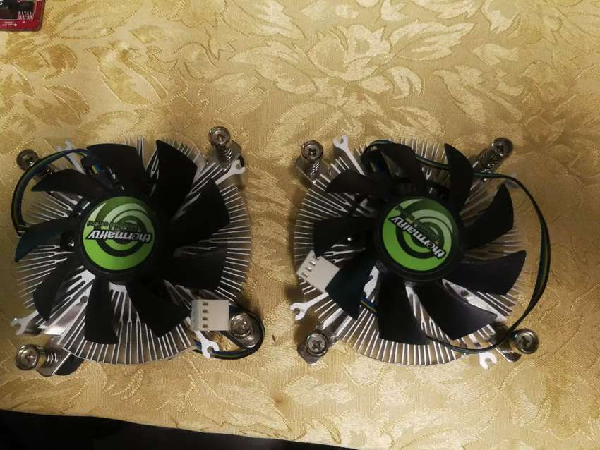 Thermafly cpu cooling fans socket 1155/1156