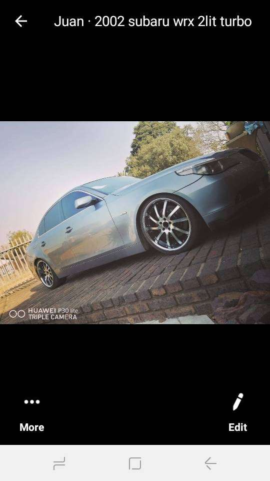 Bmw 545i for sale or swop 0