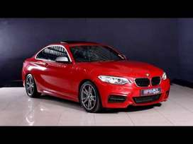 2014 BMW 2 SERIES M235I A/T(F22) FOR SALE
