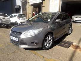 FORD FOCUS 2013. MANUAL TRANSMISSION