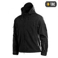 Куртка флисовая M-Tac Windblock Division Gen.2 Black
