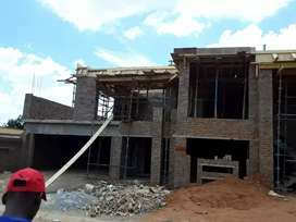 Slab Installation and House Renovations