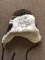 Зимова шапка на 1-2 рочки
